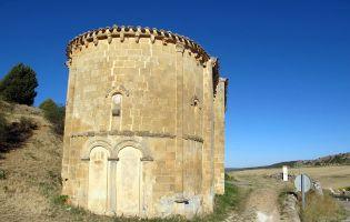 Ermita románica de la Soledad - Qué ver en Tierras del Burgo