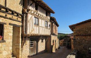 Qué ver en Tierras del Burgo - Arquitectura popular