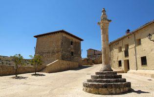 Rollo jurisdiccional y Cárcel - Cojunto histórico de Caracena