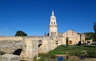 Ruta por Tierras del Burgo - Murallas de El Burgo de Osma - Conjunto Histórico Artístico