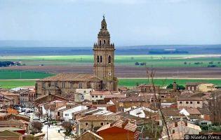 Iglesia de los Santos Juanes - Nava del Rey