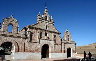 Ermita del Cristo del Humilladero - La Seca