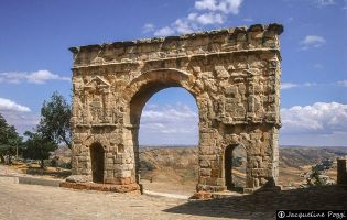 Arco romano - Medinaceli