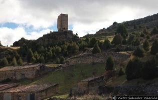 Castillo de Chaorna