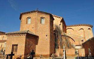 Iglesia - Santa María de Huerta