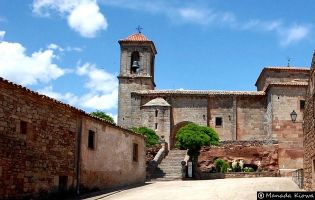 Iglesia - Romanillos de Medinaceli