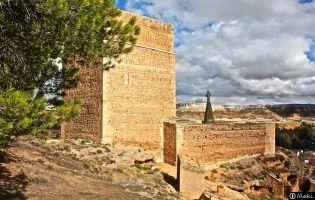 Castillo - Arcos de Jalón