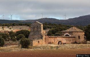 Iglesia - Castellanos del Campo