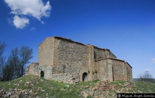 Iglesia de Masegoso