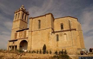 Iglesia - Baquerín de Campos