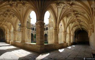 Claustro Monasterio de San Zoilo - Carrión de los Condes
