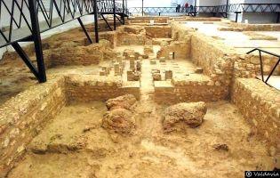 Villa romana de Tejada