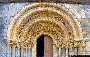 Iglesia - Arenillas de San Pelayo