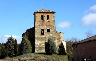 Iglesia de San Cristóbal - Arenillas de Nuño Pérez
