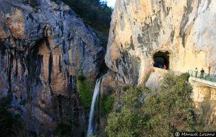 Cascada de Tártales de los Montes