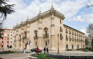 Colegio de Santa Cruz - Valladolid