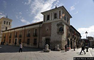 Palacio de los Pimentel - Valladolid