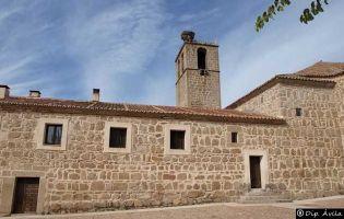 Abadía de Nuestra Señora de la Asunción - Burgohondo