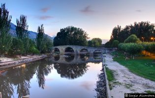 Puente Viejo - Navaluenga