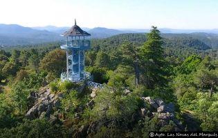 Torre de vigilancia - Las Navas del Marqués