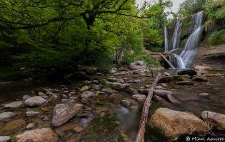 Cascada de Peñaladros - Cozuela