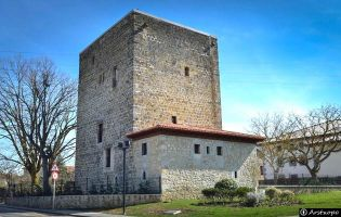 Torre de los Velasco - Villasana de Mena