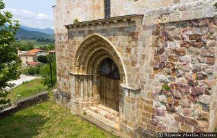 Iglesia de San Lorenzo - Vallejo de Mena