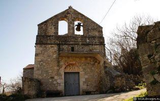 Iglesia de El Vigo.