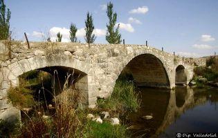Puente Castronuevo de Esgueva