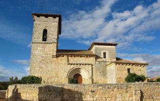 Iglesias románicas en la Ribera del Duero - Pinillos de Esgueva