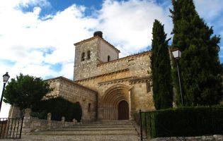 Arte románico en el Valle del Esgueva - Ribera del Duero