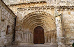 Portada románica - Valle del Esgueva - Burgos