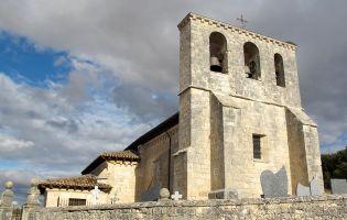 Imágenes del románico en la Ribera del Duero - Burgos