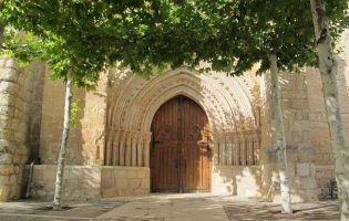 Imágenes románico Valle del Esgueva - Burgos