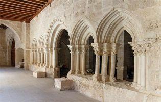 Monasterios románicos - Ribera del Duero - Burgos