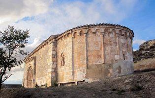 Templos románicos en el Valle del Esgueva - Ribera del Duero