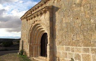 Monumentos románicos en la Ribera del Duero