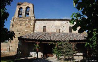 Iglesia de San Martín de Tours - San Martín del Obispo