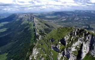 Valle de Valdivielso y Sierra de la Tesla