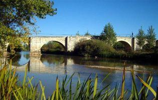 Puente medieval Ribera del Duero - Arquitectura Langa de Duero