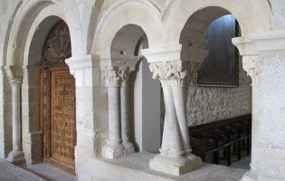 Ruta del vino Ribera del Duero - Monasterio de La Vid