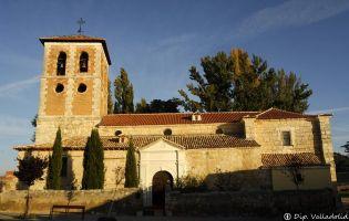 Iglesia de Santa María - Corcos del Valle
