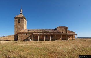 Ermita de la Virgen del Campo - Rosinos de Vidriales