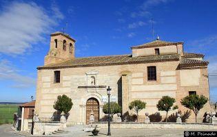 Iglesia de Villalar de los Comuneros