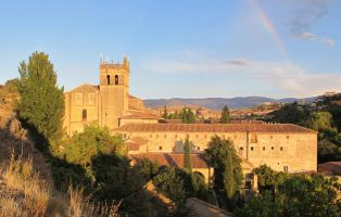 Monumentos en la naturaleza - Segovia