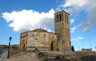 Alrededores de Segovia - Iglesia de la Vera Cruz