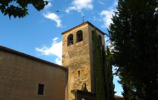 Ruta con encanto en Segovia - Paseo de la Alameda de El Parral