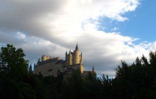 Viajar con niños a Segovia - Pradera de San Marcos