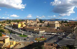 Ruta por el río Eresma en Segovia