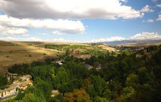 Espacios verdes Segovia - Rutas verdes Segovia